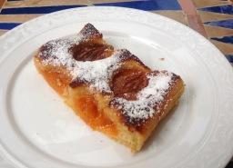 Coca D'Albercoc – Aprikosenkuchen