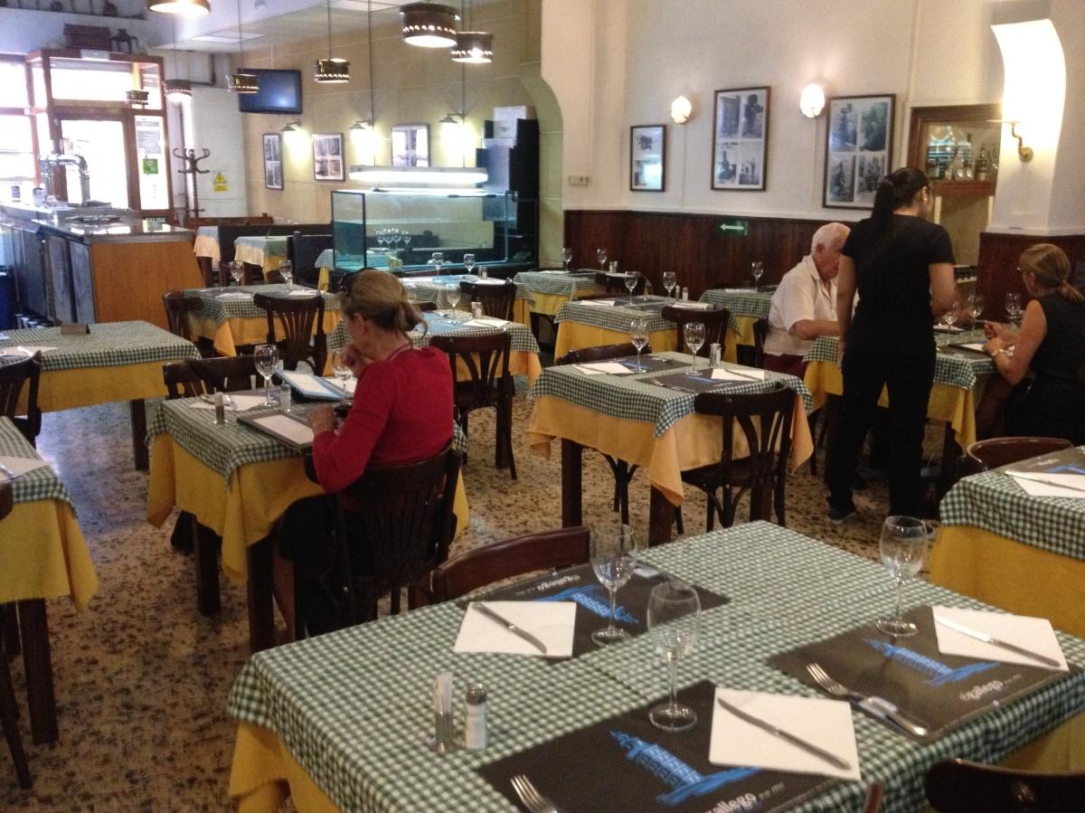 Restaurant El Pulpo Paris