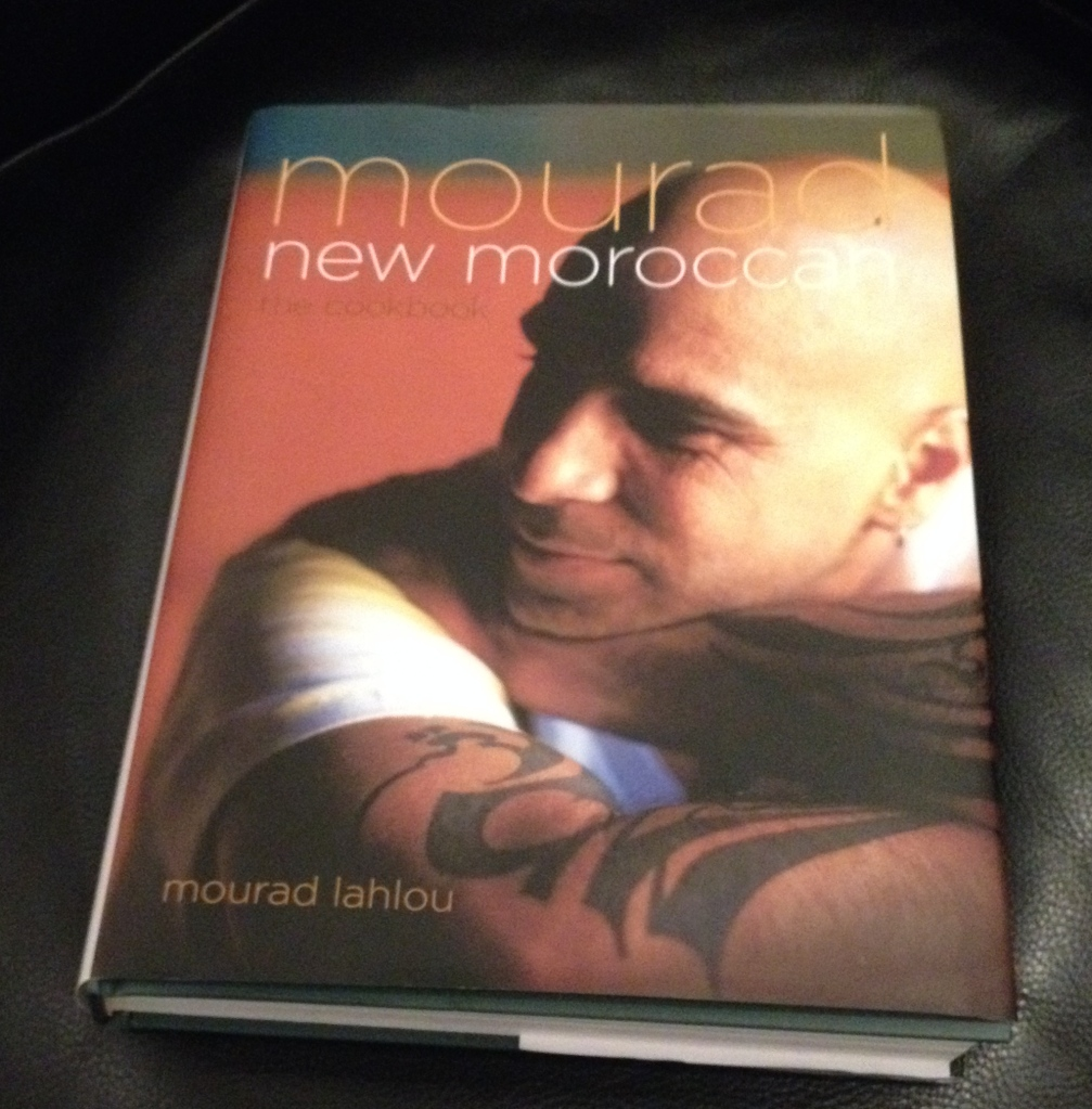 Mourads Buch gibt es in einer englischen Ausgabe
