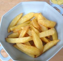 Fritten oder Chips?