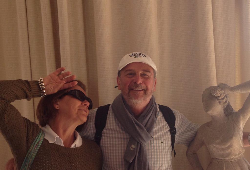 Unsere Gastgeber, die Führer zum Herzen von Lissabon