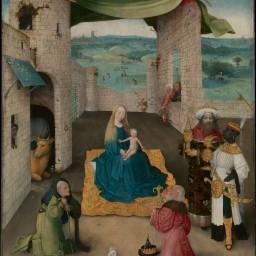 Hat Hieronymus Bosch das wirklich gemalt?