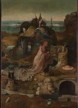 Über die vermutlich falsche Zuordnung eines Bildes von Hieronymus Bosch