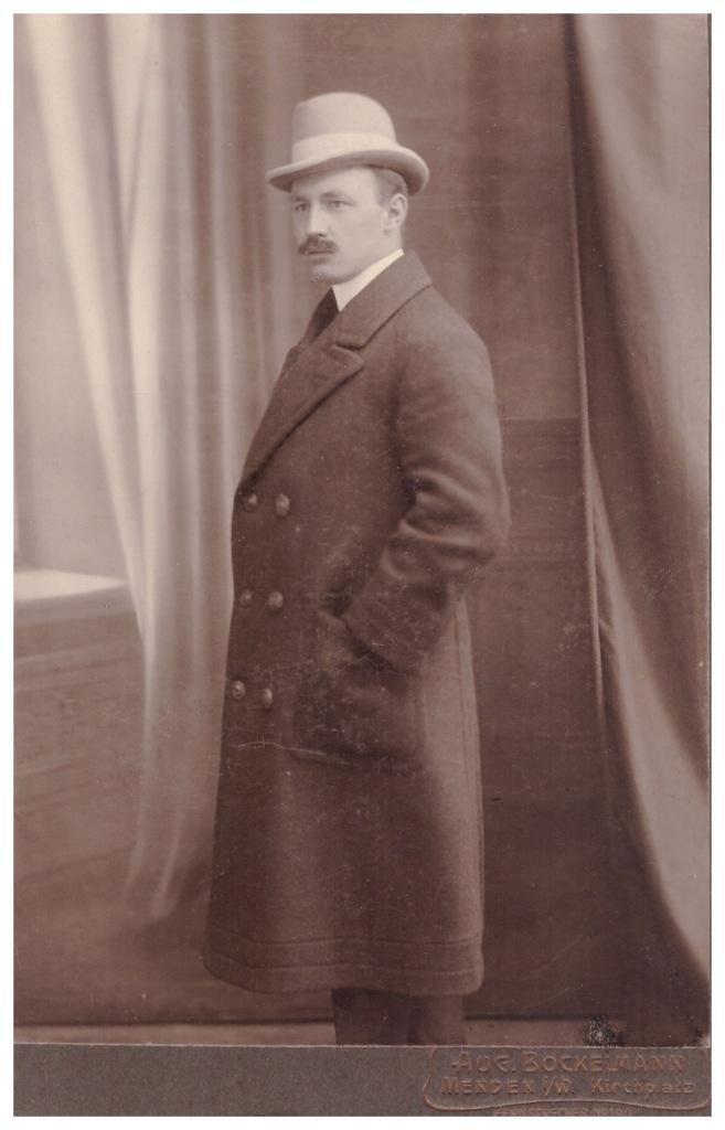 Karl junger Mann