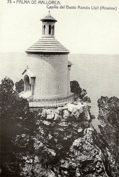 Capilla de Ramon Llull