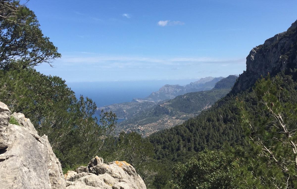 Wandern auf Mallorca: Über den Coll de Son Gallard