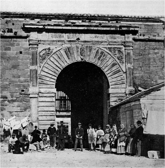 La porta de Muelle