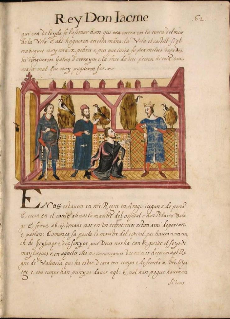 Libre dels Feyts - Kopie 1619