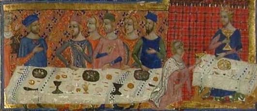 Llibre dels Feyts - Supper of Tarragona 2