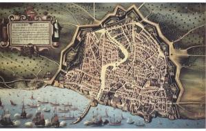 Palma Plano Anonym 1644