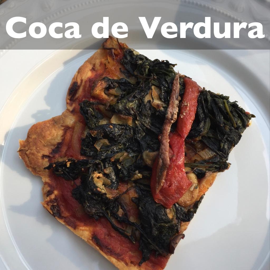 Mallorca Coca de Verdura