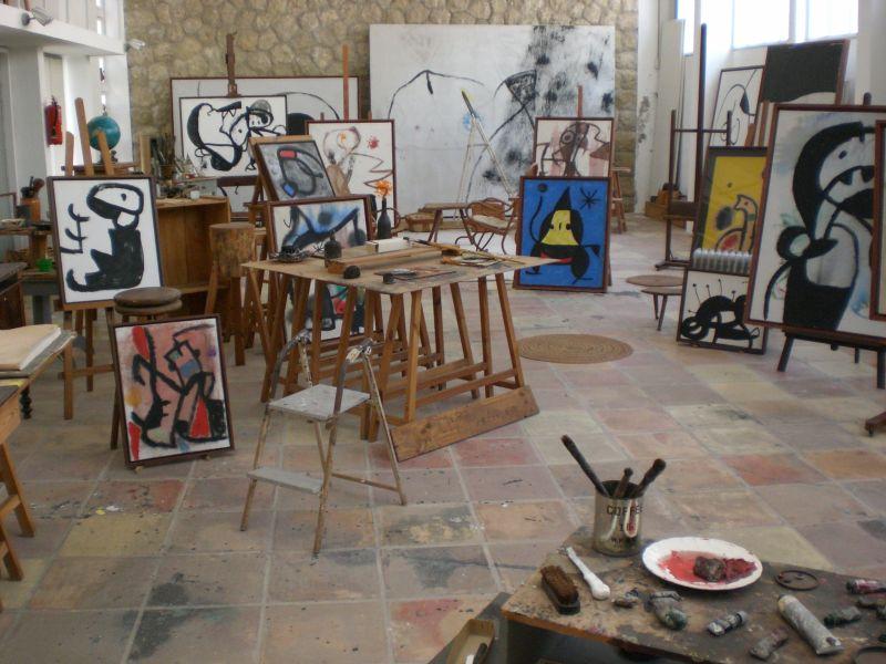 Fundacion Miro-Studio Sert