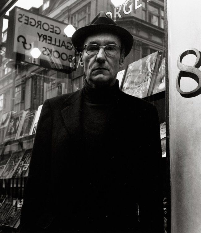 Soft Machine William Burroughs