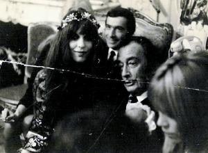 1961 ca - Sofi Bollack Dali