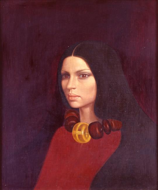 1963 - Portrait Sofie Bollack