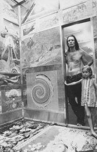 1968 ca - Aleph Sanctuari mit Eleonore