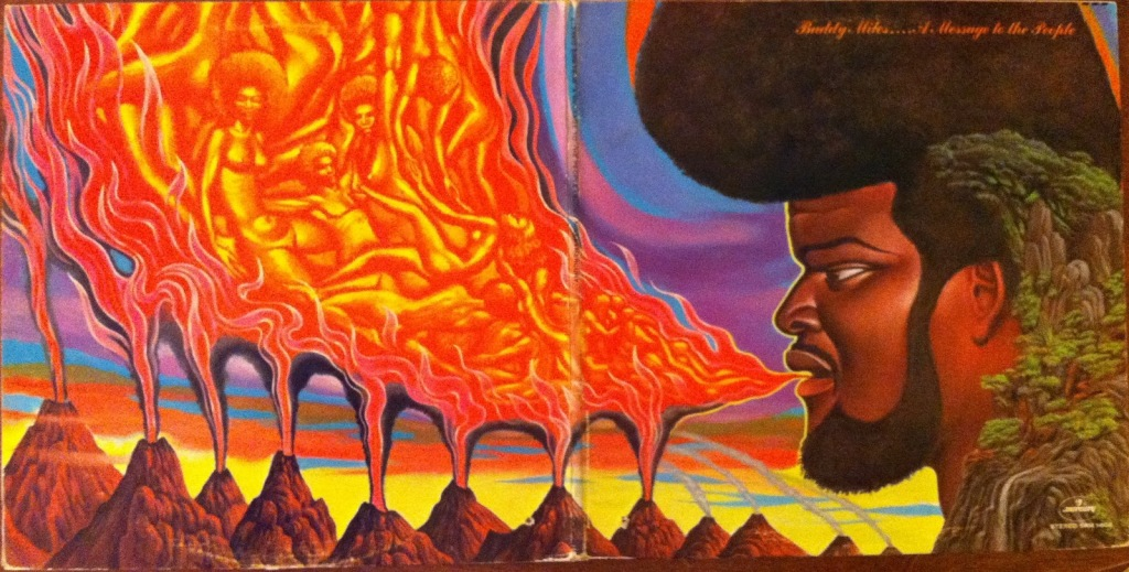 Cover Buddy Miles 1970