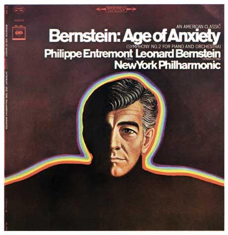 Cover Leonard Bernstein 1964