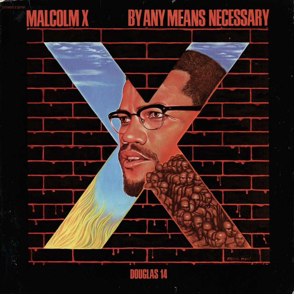 Cover Malcolm X - By Any Means Necessary 1964