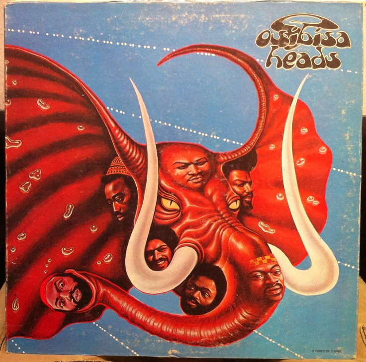 Cover Osibisa Heads