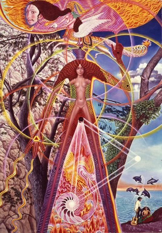 Astral Body Awake 1969
