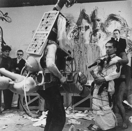 Jean-Jaques Lebel Pour conjurer l'Esprit de catastrophe 1963
