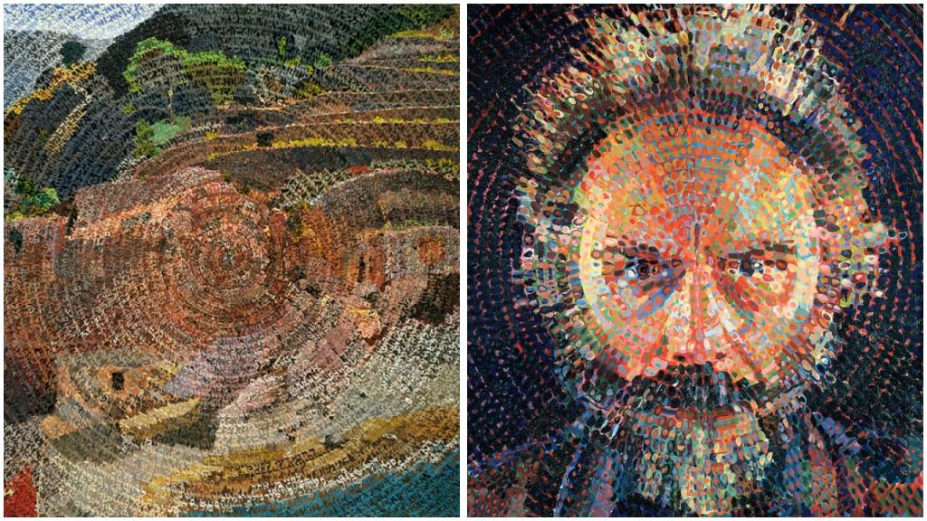 Vergleich Hyperrealismus 2