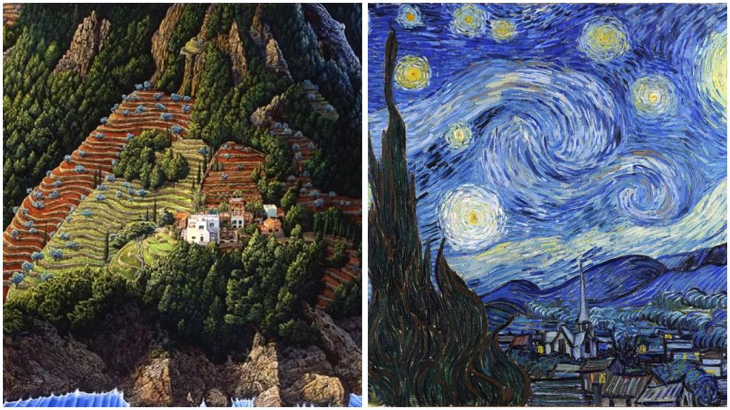 Vergleich Muster 1