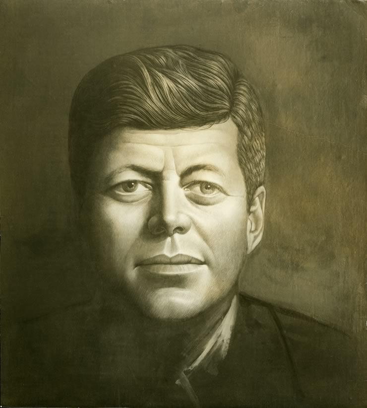 John-f-kennedy 1964