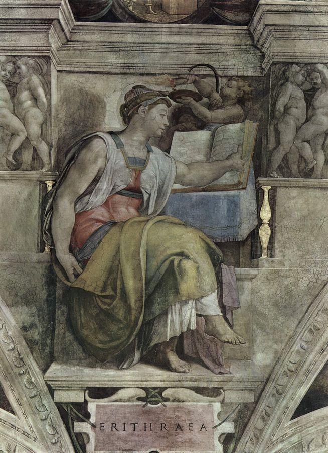 Michelangelo Sibylle