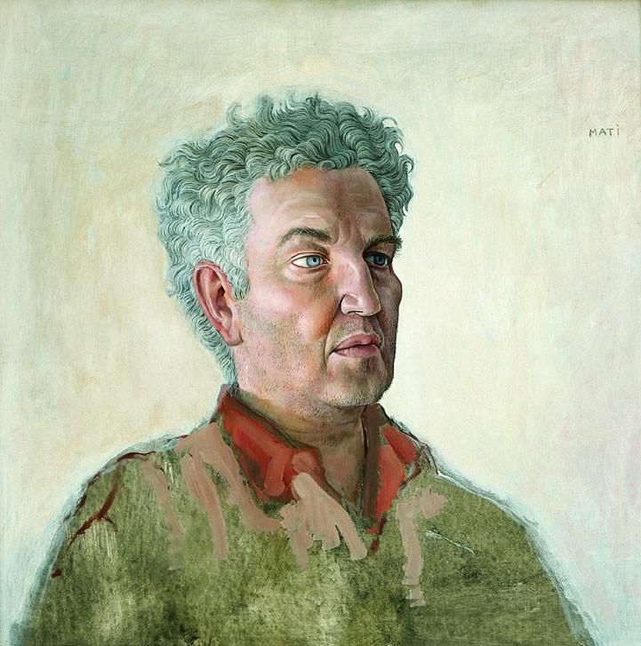 Robert Graves - mati klarwein 1957