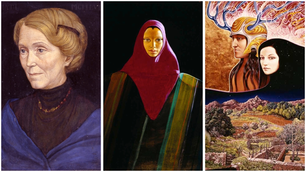 Vergleich Portraits