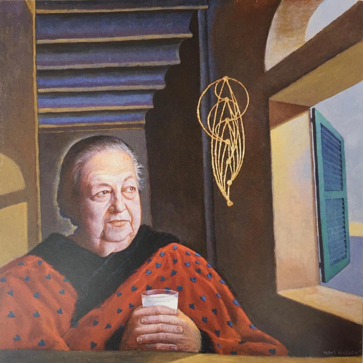 Mati Klarwein - die Schaffensperioden