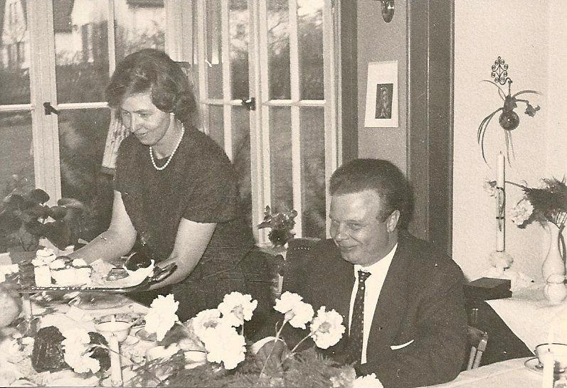 Ursula und Josie 1962