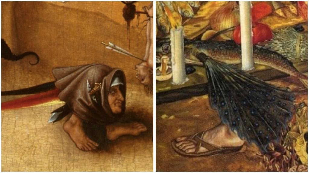 Vergleich Bosch-Mati Füße