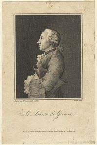 Baron von Grimm Carmontelle 1769