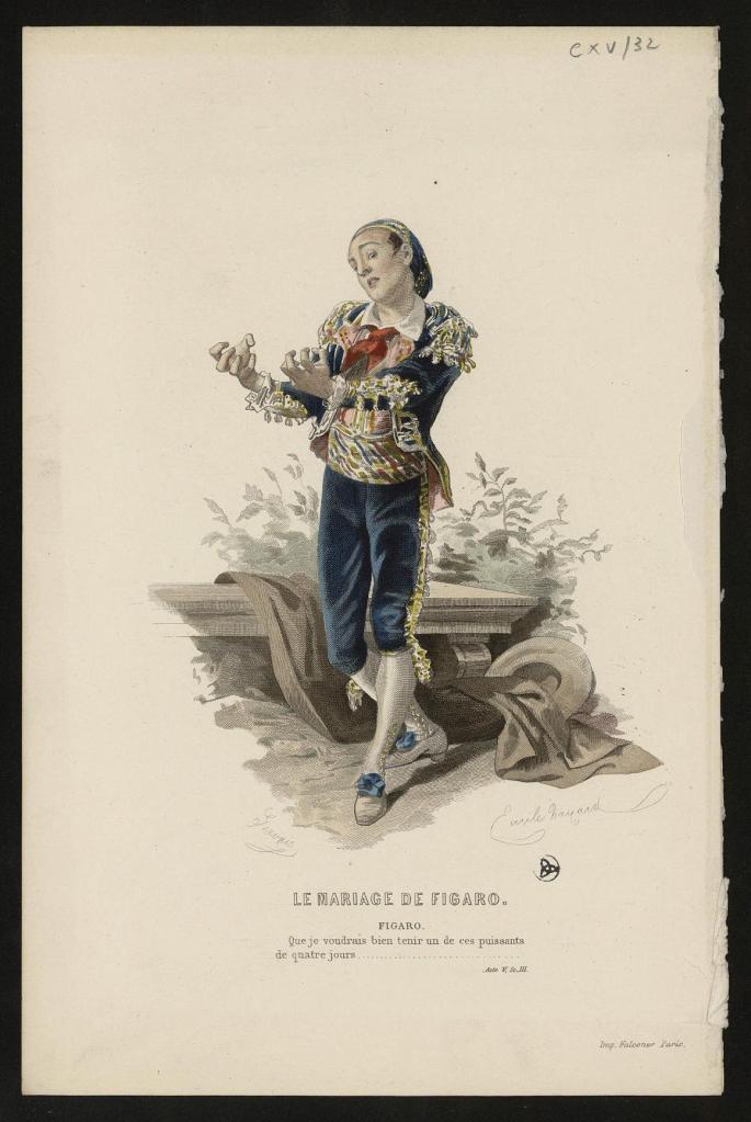 Figaro Bayard, Émile