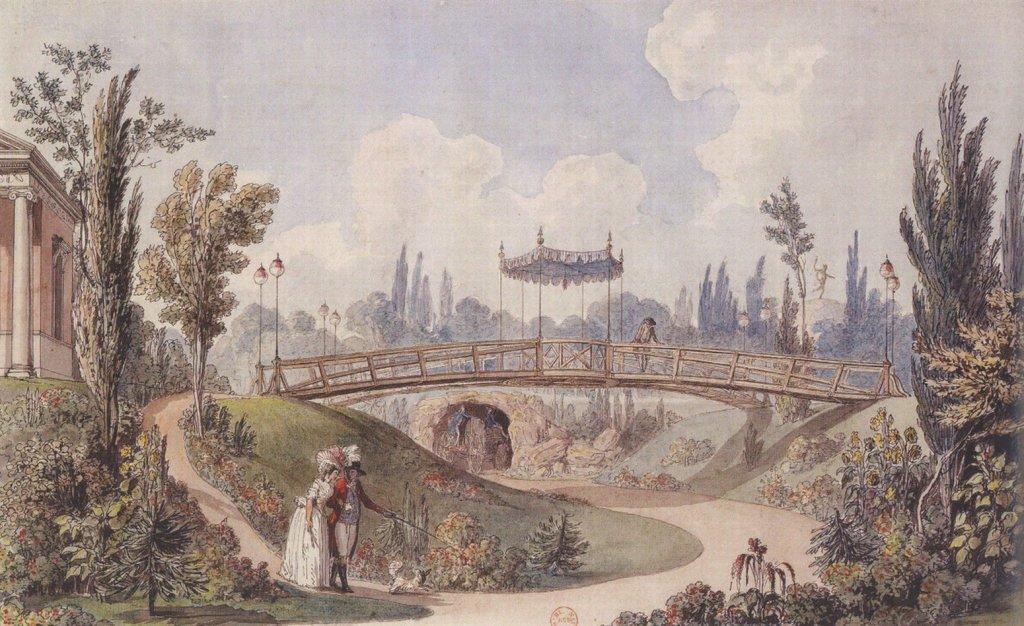 Maison Beaumarchais - Jardin