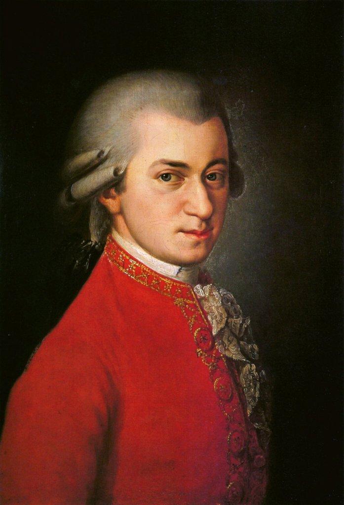 Wolfgang-amadeus-mozart Barbara Krafft 1819