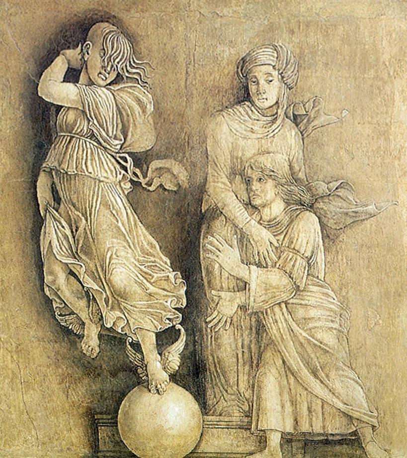 090 Mategna Mantova Occasione Poenitentia ca 1500