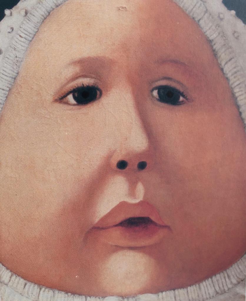140 Yannick Vu, Grosse Tête de Bébé, 1963