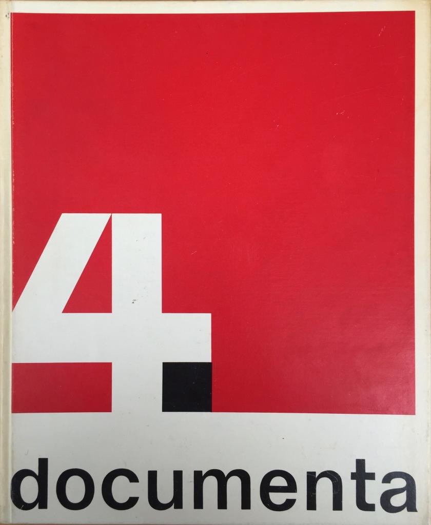 190 Katalog Documenta 4