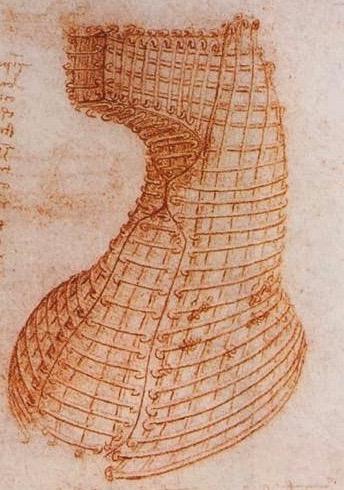 350 Leonardo Il cavallo ca. 1493