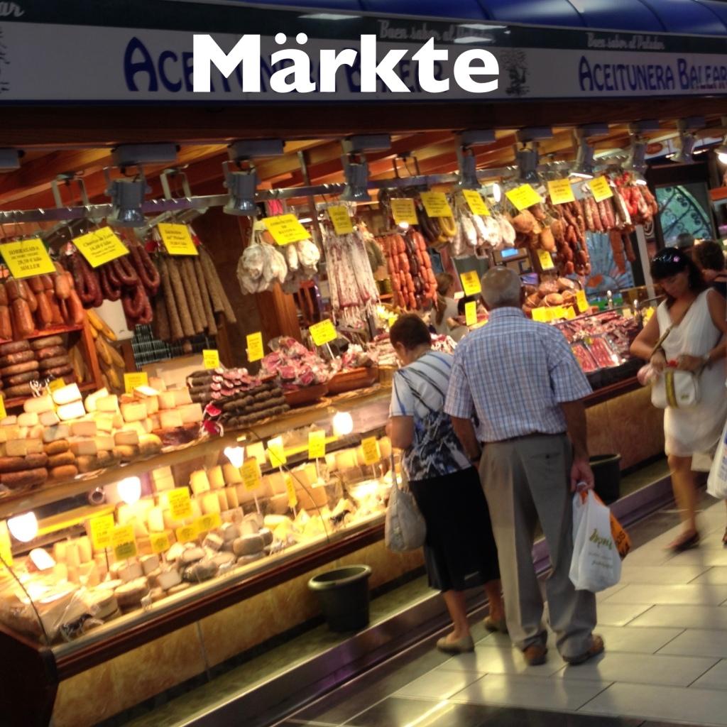Mallorca Märkte in Palma