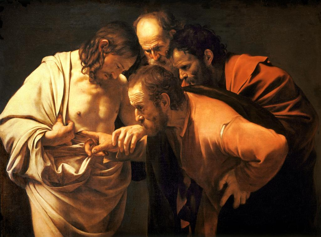 Caravaggio Thomas 1601-2