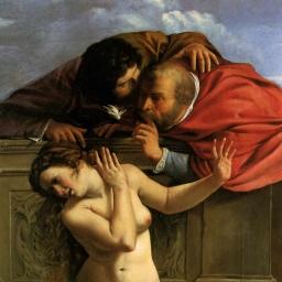 Die Ehre der Frau: Susanna im Bade