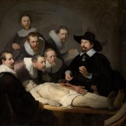 Rembrandt im Vergleich – Samson und Delilah