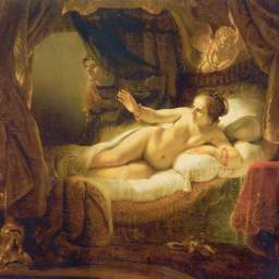 Rembrandt im Vergleich – Susanna im Bade
