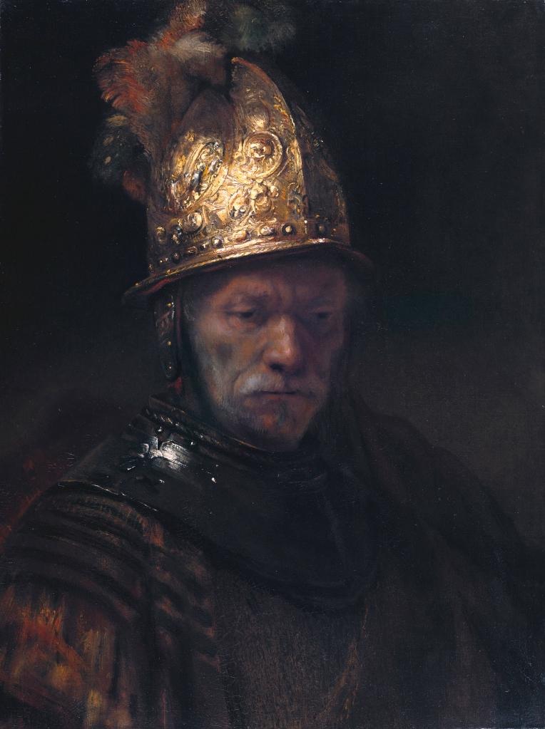 Rembrandt Der Mann mit dem Goldhelm