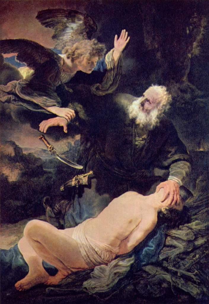 Rembrandt Isaac